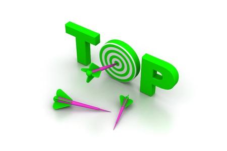 3d Top  photo