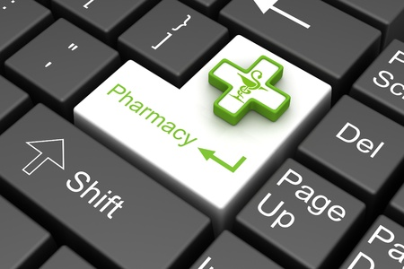 enter key: pharmacy enter key