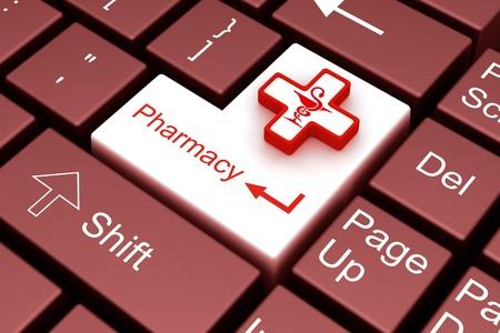 enter key: pharmacy enter key