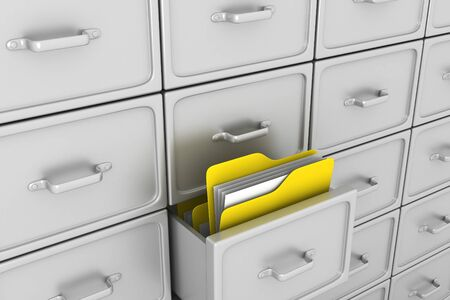 open file: archives
