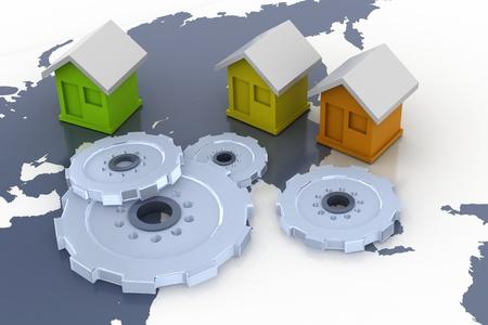 industrialization: Global Industrialization