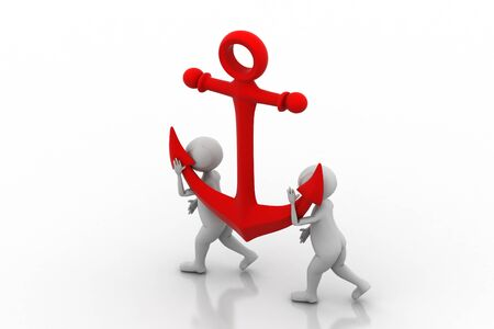 anchor Stock Photo - 9547303