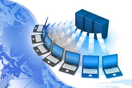 Computer Network photo
