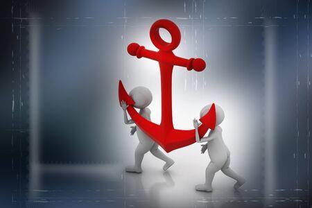 anchor Stock Photo - 9597561