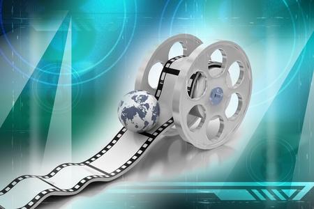 feature films: Movie Icon: Globe