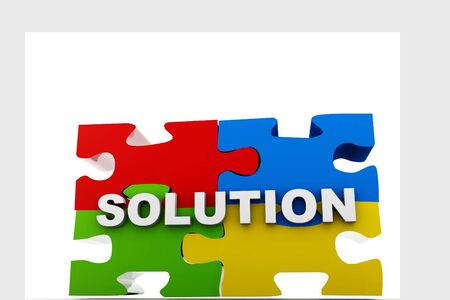 co operation: Solution