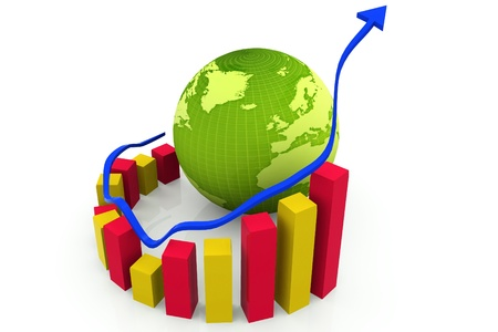 global business and economy photo