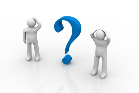 Question Stock Photo - 9756615