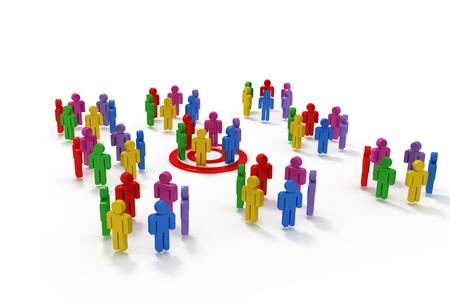 co operation: Target Market