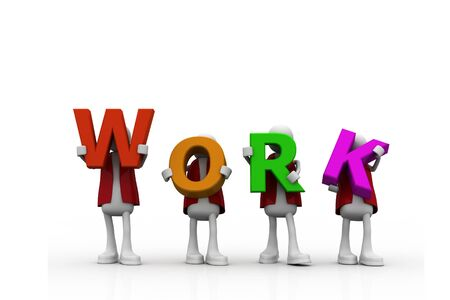 co operation: The work word