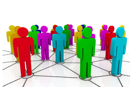co operation: Social Network