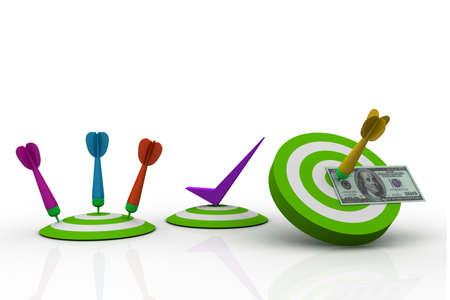 busines: Busines Success Concept Stock Photo