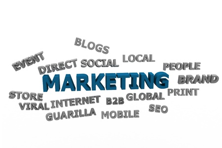 mobile marketing: Marketing concept