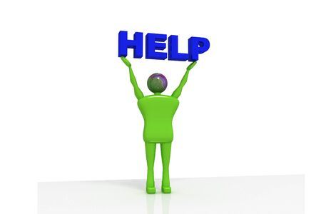 telephonist: Help Desk Person
