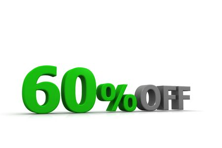 sixty: sixty  Percent Off