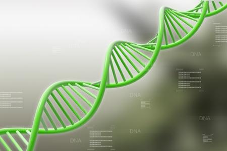 DNA in abstract background Foto de archivo