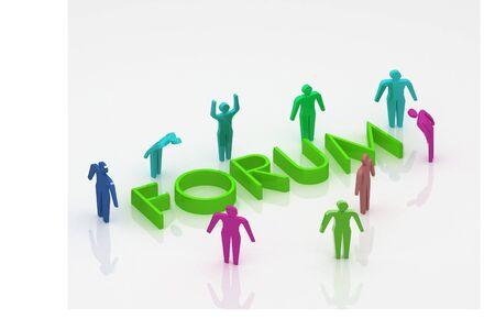 tribunal: Forum