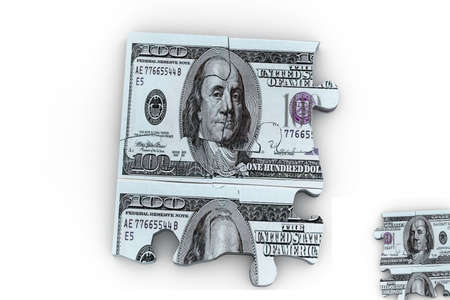 Money Puzzle photo