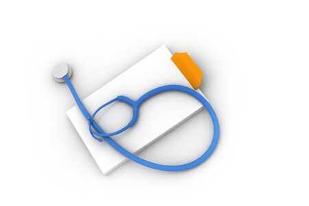 Medical Notes Stock Photo - 10561869