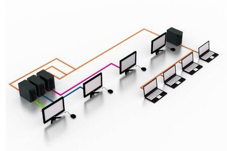 computer network diagram: Computer Network