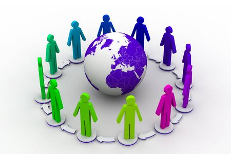 co operation: Global Network