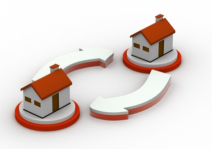 downsizing: Exchanging Houses