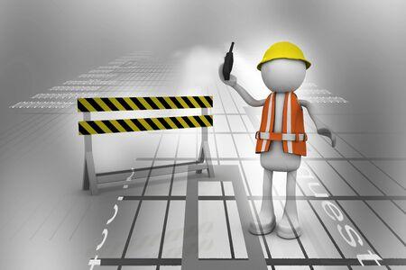 roadworks: Under construction