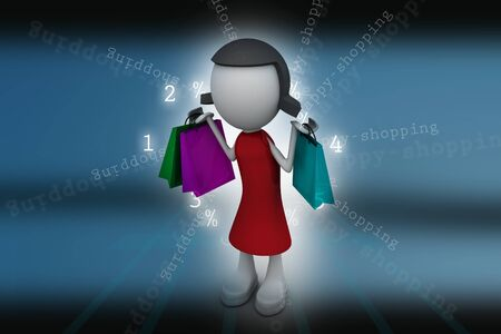 Happy Shopping photo