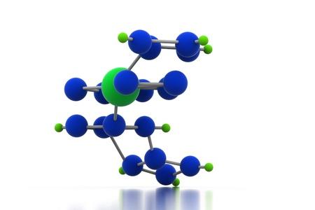 differential focus: Molecules