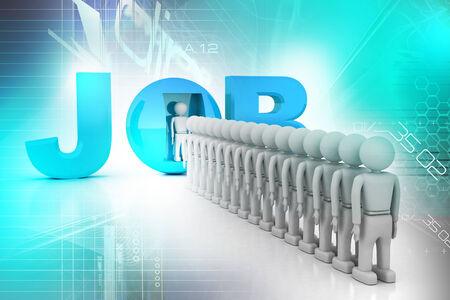 World of job photo