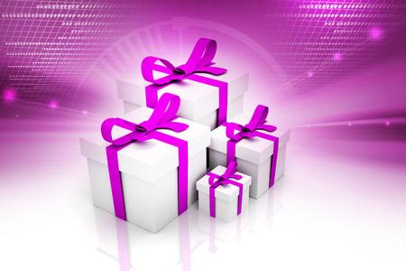 violate: Gift box