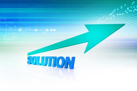 solution: solution