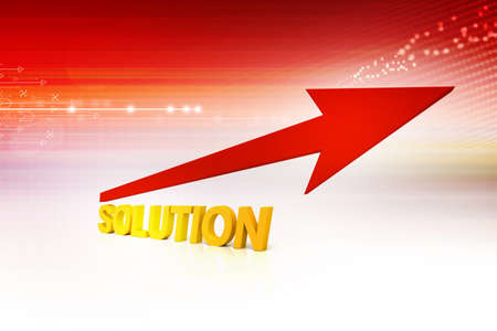 the solution: solution