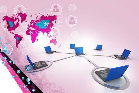 computer network: Computer network