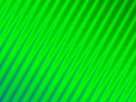 alternating: Alternating and shining green and blue waves