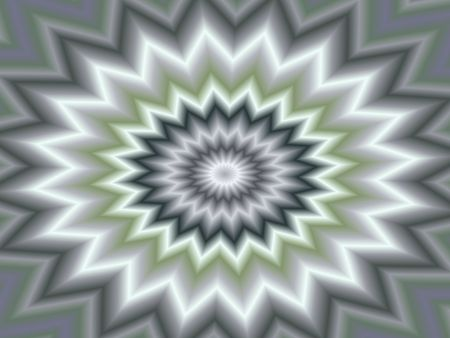 nuances: Star pattern in different nuances of gray