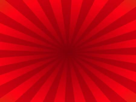 Red rays Stock fotó