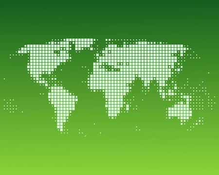 World map Vector