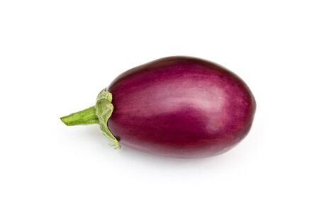 egg plant: Asian egg plant Stock Photo