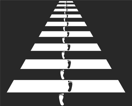 cross walk: Cross walk
