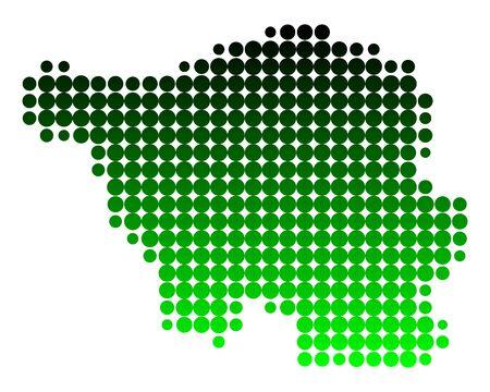 saarland: Map of Saarland