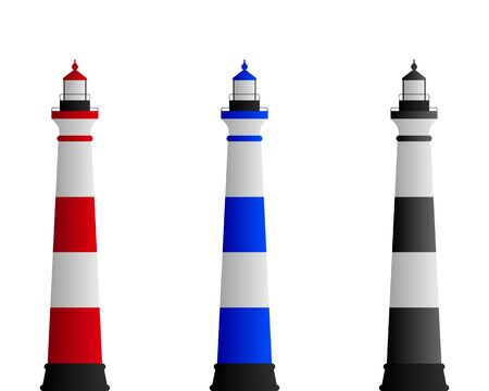 Lighthouse Stock Vector - 7824570