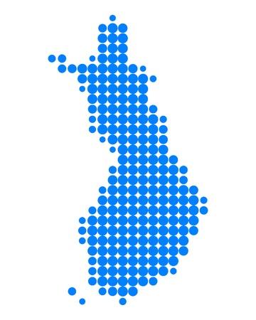 Финляндия: Карта Финляндии