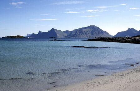 Lofoten islands Stock Photo - 8999367
