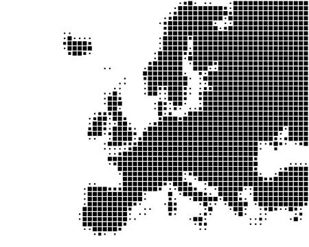 mapa europa: Mapa de Europa