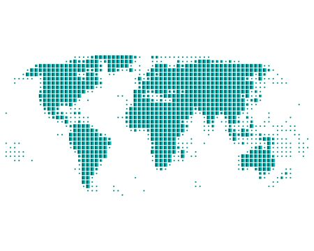 Worldmap Stock Vector - 9576503