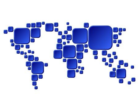 유럽: 세계지도