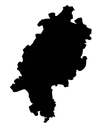 hesse: Map of Hesse