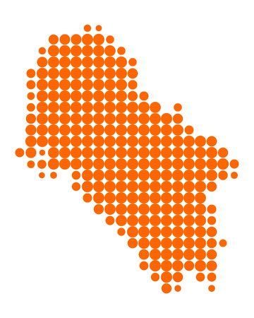 ios: Map of Ios
