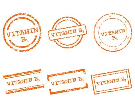 b1: Vitamin B1 stamps